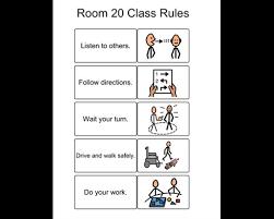 classroom rules template classroom rules template