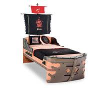 «<b>Кровать</b>-<b>корабль Cilek</b> Black Pirate (20.13.1308.00 ...