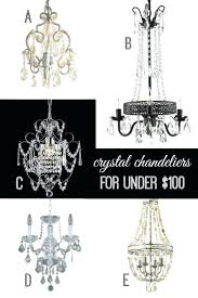 chandelier under 100 crystal chandeliers for under via 100 dollar chandeliers chandelier under 100