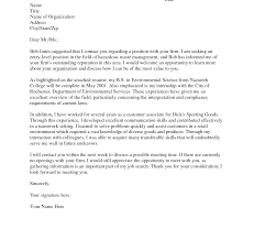 Cover Letter Senior Scientist Sample Computer Science Brilliant