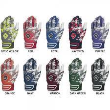 Demarini Batting Gloves Size Chart Demarini Digi Camo Ii Mens Baseball Batting Gloves