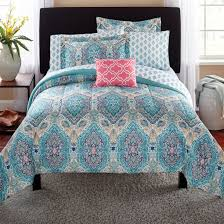 topic to seaglass paisley 8 pc comforter bed set bedding sets queen o01