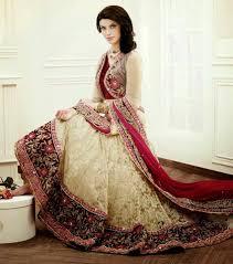 Designer Indian Wedding Dresses 2015
