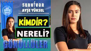 Survivor Ayşe Yüksel Kimdir? Nereli? Kaç Yaşında? Burcu - Boy Ve Kilosu,  2021