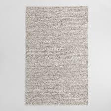 gray metallic woven jute alden area rug world market fresh cost to ship a rug