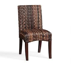 Seagrass Dining Chair Pottery Barn Delectable Woven Dining Room Chairs