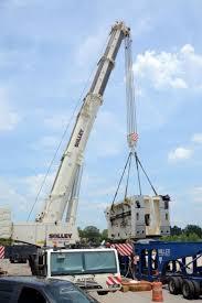 Demag 600 Ton Crane Load Chart Single Terex Ac 500 2 Crane Does Job Of Two 250 Ton Cranes