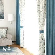 White And Blue Curtains Blue And White Striped Curtains Walmart ...
