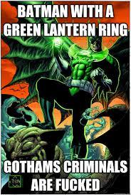 Green Lantern Batman Would like say... Happy Birthday Che!!! - GL ... via Relatably.com