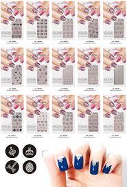 Angel Love Nail Designs Shineb Nail Art Stickers Shiny Nail Applique