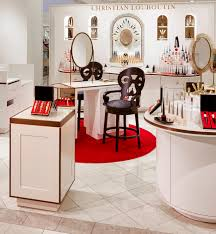 Store & Retail News Review Christian Louboutin Beauty Launches