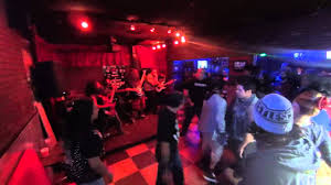 Black Light District Guillatine Lb Live The Blacklight District Lounge Long Beach