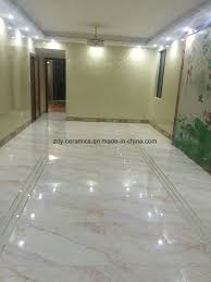 building material pink colour foshan natural marble stone floor tiles