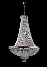 empire basket chandeliers