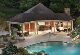 pool house kitchen. Stunning Pool House Plans With Outdoor Kitchen Contemporary Best P