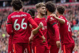 تشكيلة ليفربول ضد ليدز يونايتد المتوقعة السبت 2021/9/12 في الدوري الانجليزي