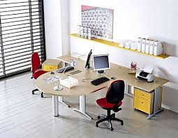 decorating office designing. Mind Blowing Home Office Interior Design Ideas With Desks For Small Spaces : Lovely L Decorating Designing
