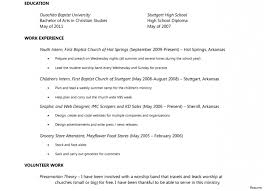 First Time Resume Templates Awe Inspiring First Time Resume Templates 100 Cv Resume Ideas 53