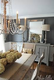 farmhouse dining room ideas. 6. The Right Balance Between Modern And Vintage Farmhouse Dining Room Ideas