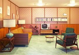 retro style furniture. Retro Style Furniture