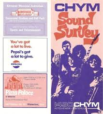 Chym Sound Survey This Was 1490 Chym Am Radios Answer To