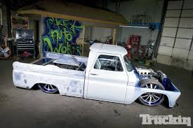 1964 Chevrolet C10 - Synthesis - Busted Knuckles Photo & Image Gallery