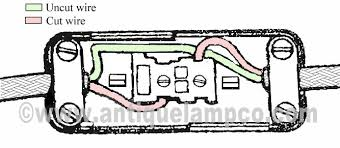 the antique lamp co help installing an in line switch three way lamp switch wiring diagram inline switch diagram from the antique lamp co
