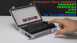 How To Macke Mini Laptop 11 Steps With Pictures