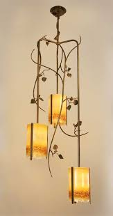 custom fused etched art glass chandelier lighting fixtures art glass lighting fixtures