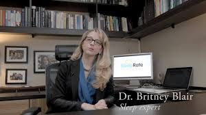 Sleeprate - Sleep Myth #8 with Dr. Britney Blair | Facebook