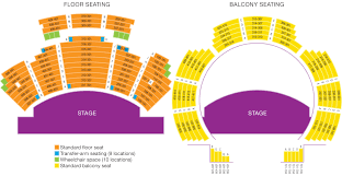 42 Extraordinary Shannon Center Seating Chart