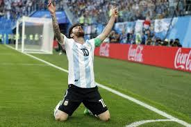 Resultado de imagen para argentina clasifico a octavos