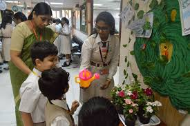 Icsk Amman Goes Green On World Environment Day June 5th 2018