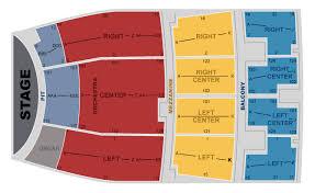 El Paso Coliseum Seating Chart Ep Symphony Disneys Pixar Coco Live To Film Tickets
