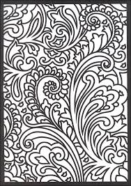 Small Picture paisley coloring pages free Google Search Glass Design Images