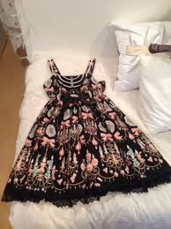 angelic pretty t shirt 30 worn once