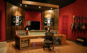 Music Studio Design How To Design The Perfect Home Music Studio Electronic House