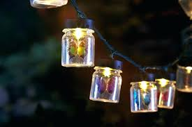 solar led string lights solar led string lights outdoor lite up review multi colored set of