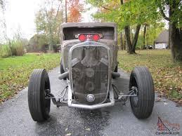 confederate 32 ford model a rat rod