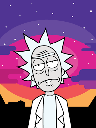 Rick Phone Wallpaper 1080x1920