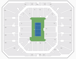 Usta Billie Jean King National Tennis Center Seating Chart Us Open Tennis Seating Chart Tickets Predictions