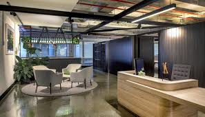 raw office. Industrial, Raw And Refined: Woods Bagot Built Offices Office D