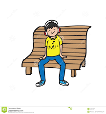 Man Loneliness Sit Bench  A Royalty Free Stock Photo From PhotocaseSit Bench