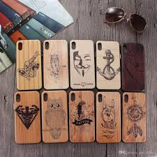 Wood Grain 3D Relief <b>Phone Case</b> Retro <b>Emboss Phone Case</b> For ...
