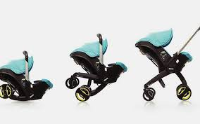 car seat stroller takes on travel woes