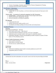Mba Resume Format Mesmerizing Resume Templates For Mba Freshers Pewdiepie Info Shalomhouseus