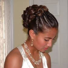 African Woman Hair Style image result for updo wedding hairstyles wedding pinterest 3814 by wearticles.com