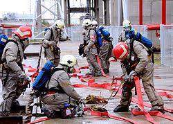 Пожарная охрана Википедия Действия пожарной охраны по тушению пожаров править править код