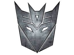 Decepticon from Transformers Logo PNG Transparent & SVG Vector ...