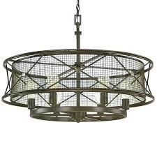 drum style chandelier shades drum style chandelier shades also x cage urban 6 light chandelier best drum style chandelier shades